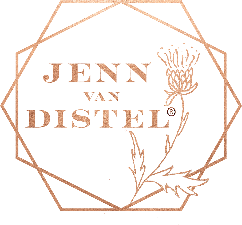 Jenn van Distel Gründerin und Autorin von Human Reboot