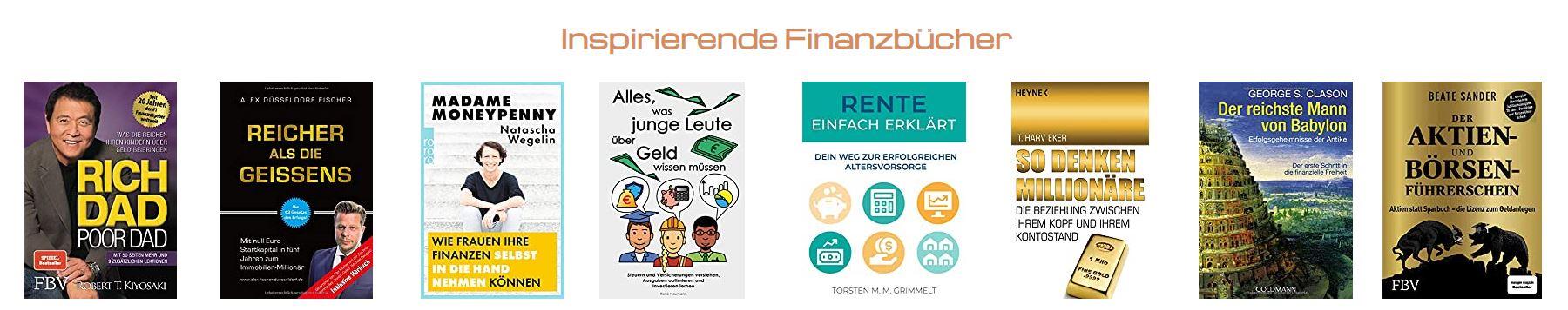 Finanzbuchempfehlungen Human Reboot