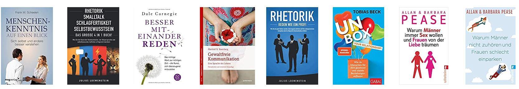 Buchempfehlungen Kommunikation